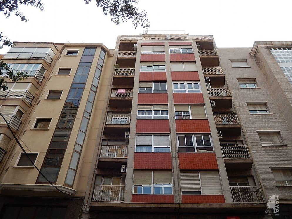 Piso en venta en Elche/elx, Alicante, Calle Vicente Blasco Ibañez, 107.870 €, 3 habitaciones, 1 baño, 110 m2