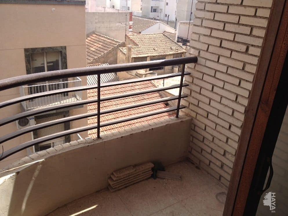 Piso en venta en Centro, Almoradí, Alicante, Calle Virgen del Rosario, 50.526 €, 3 habitaciones, 2 baños, 100 m2