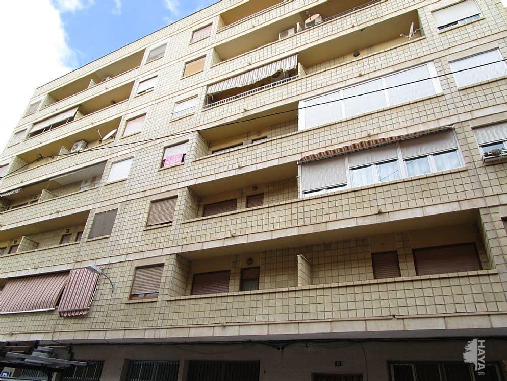 Piso en venta en Albatera, Alicante, Calle Gabriel Perez, 73.850 €, 3 habitaciones, 2 baños, 147 m2