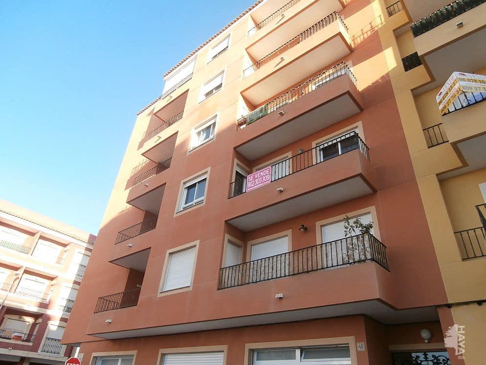 Piso en venta en Almoradí, Alicante, Calle los Lirios, 74.755 €, 3 habitaciones, 6 baños, 111 m2