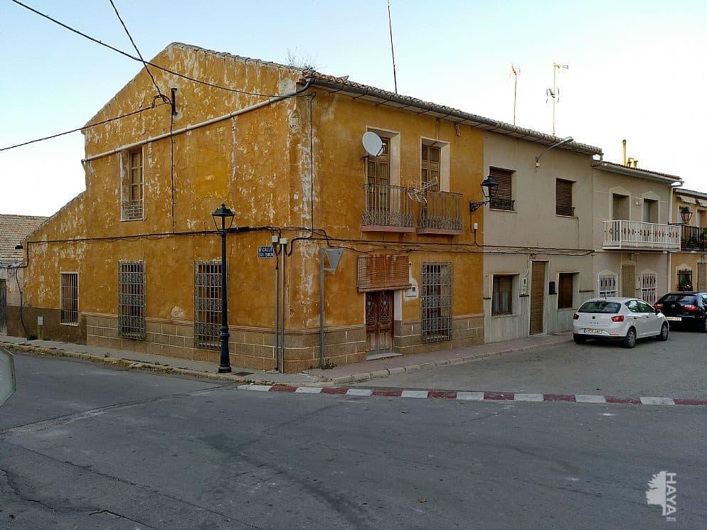 Suelo en venta en Abanilla, Murcia, Calle San Jose, 74.690 €, 194 m2