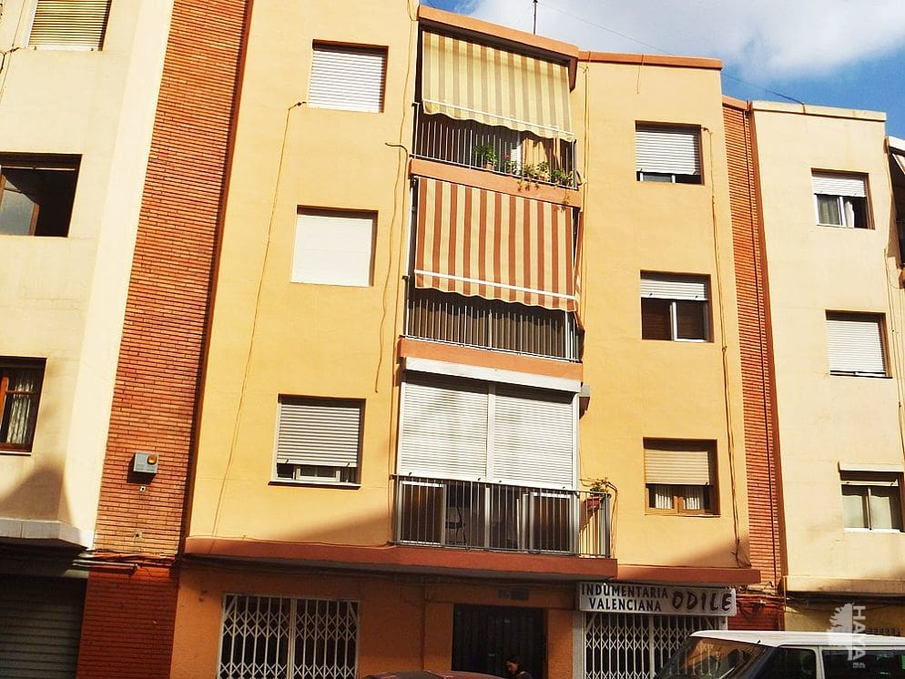Piso en venta en Torrent, Valencia, Calle Cami Real, 58.470 €, 2 habitaciones, 1 baño, 81 m2