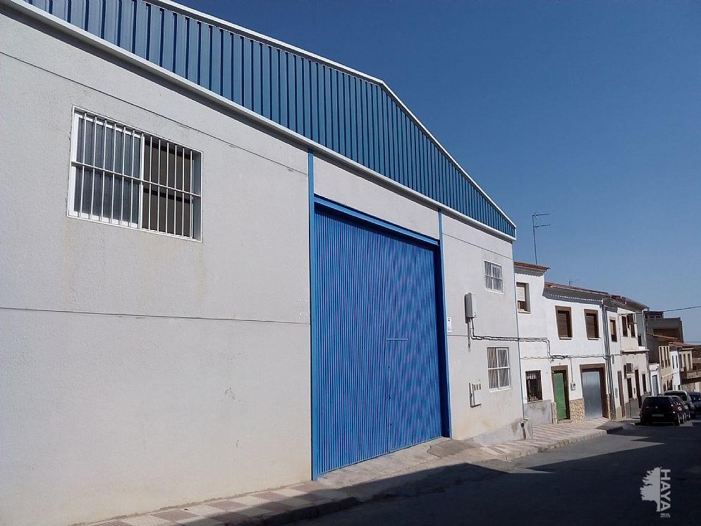 Industrial en venta en Ontur, Albacete, Calle Navajo, 85.882 €, 500 m2