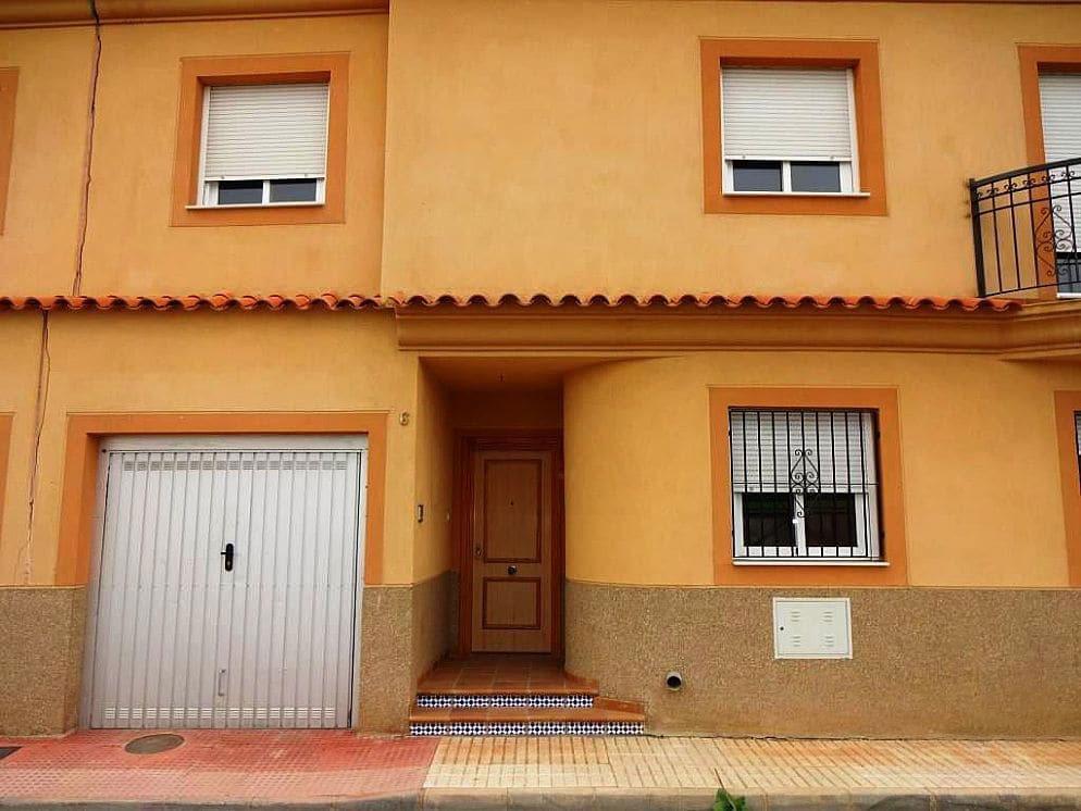 Piso en venta en Tabernas, Almería, Calle Antequera, 91.896 €, 4 habitaciones, 2 baños, 164 m2