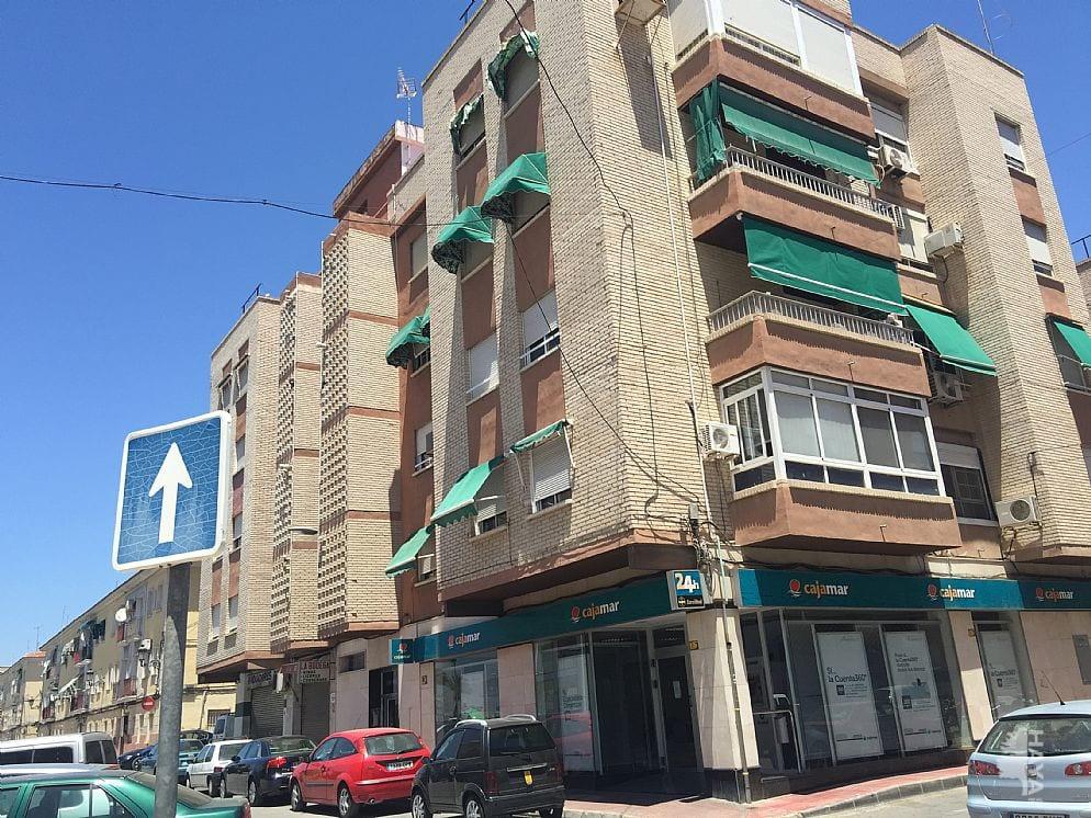 Piso en venta en Molina de Segura, Murcia, Avenida de Madrid, 81.350 €, 3 habitaciones, 1 baño, 107 m2