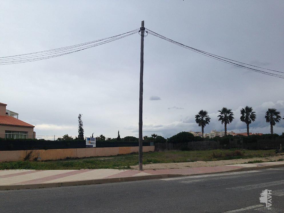 Suelo en venta en Playa Serena, Roquetas de Mar, Almería, Paseo del Golf, 310.000 €, 1150 m2