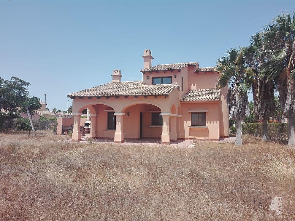 Casa en venta en Fuente Álamo de Murcia, Murcia, Calle Austria, 232.320 €, 3 habitaciones, 3 baños, 204 m2