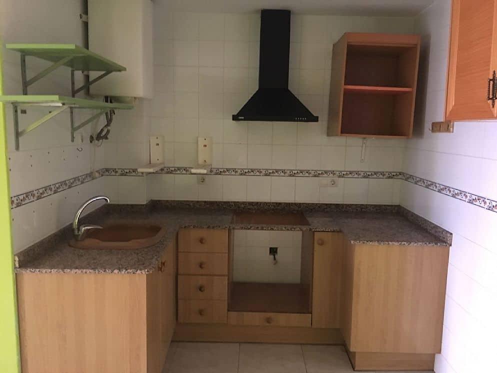 Piso en venta en Piso en Moncofa, Castellón, 55.000 €, 1 habitación, 1 baño, 76 m2