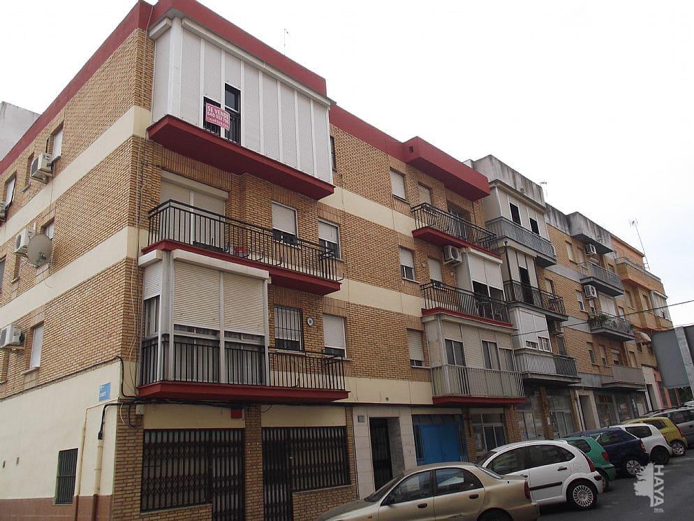 Piso en venta en Huelva, Huelva, Calle Costa Rica, 53.000 €, 3 habitaciones, 1 baño, 87 m2