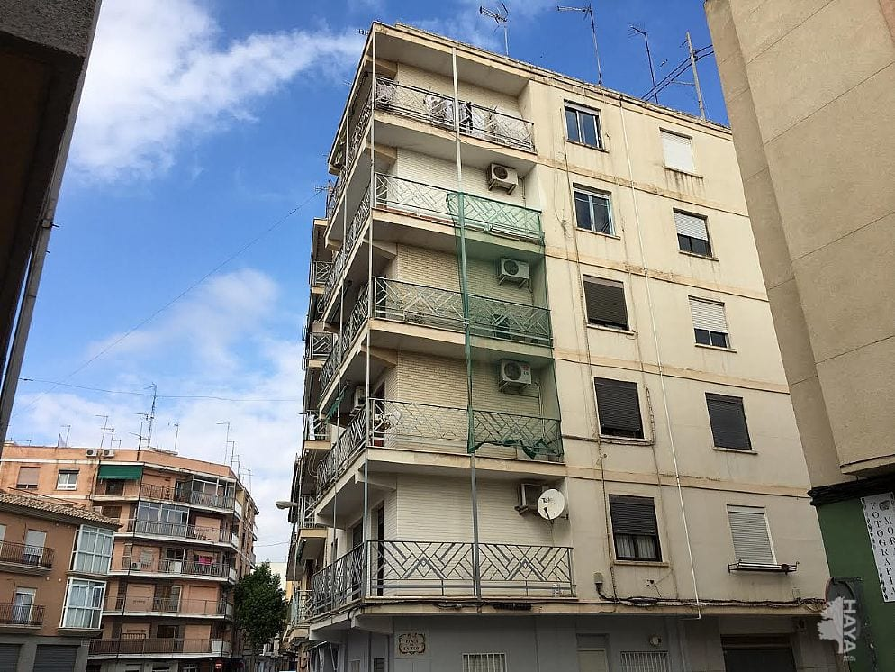 Piso en venta en Manises, Valencia, Plaza Flor, 39.000 €, 4 habitaciones, 1 baño, 92 m2