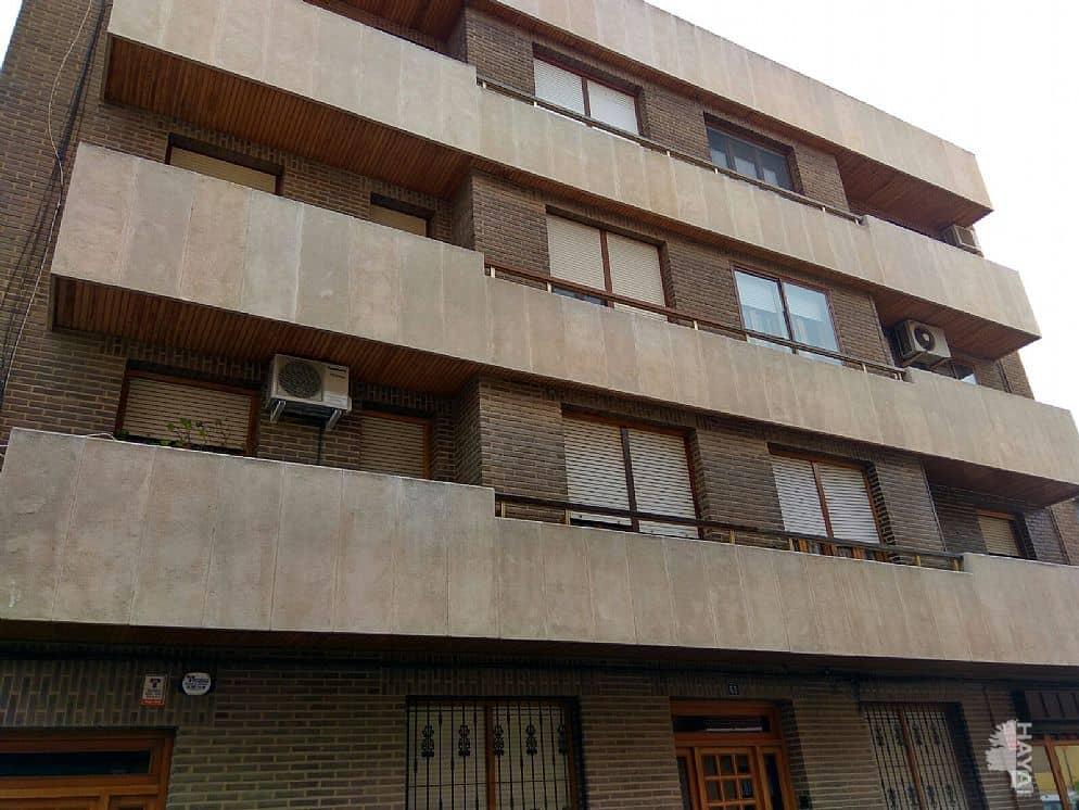 Piso en venta en Almansa, Albacete, Calle Buen Suceso, 72.700 €, 4 habitaciones, 1 baño, 157 m2