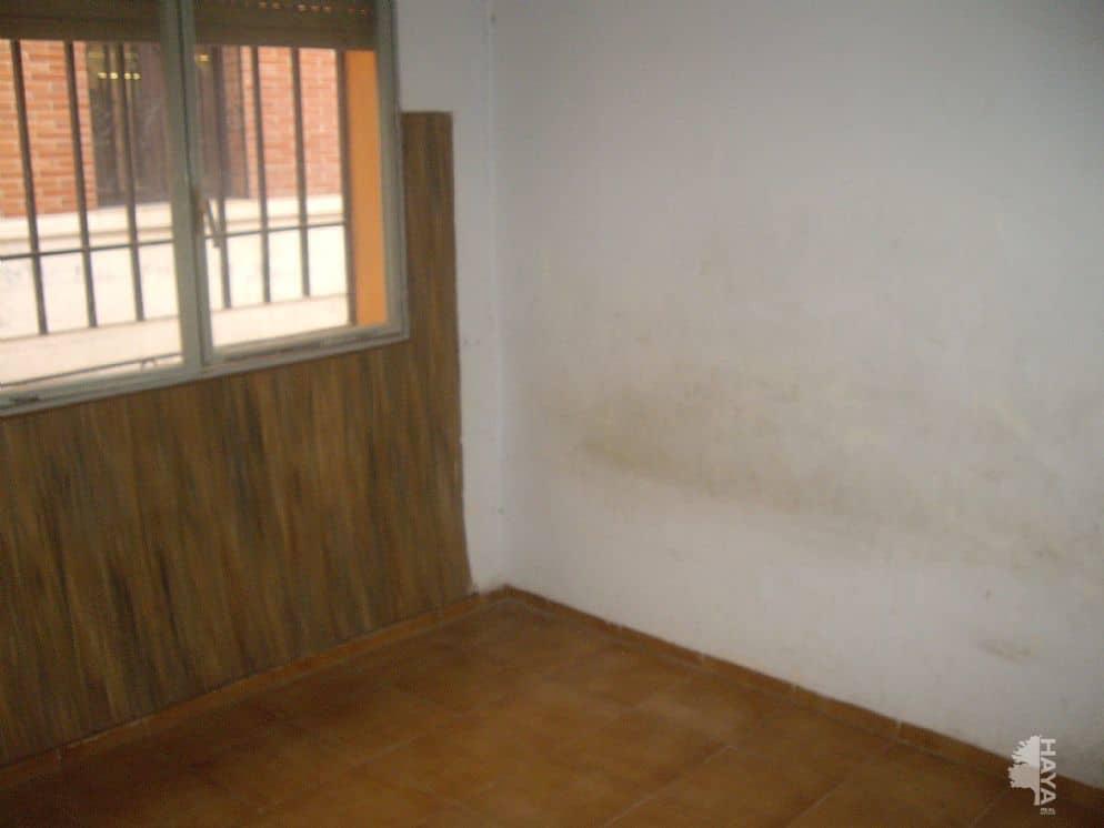 Piso en venta en Poblados Marítimos, Burriana, Castellón, Calle Divina Pastora, 26.600 €, 4 habitaciones, 1 baño, 91 m2