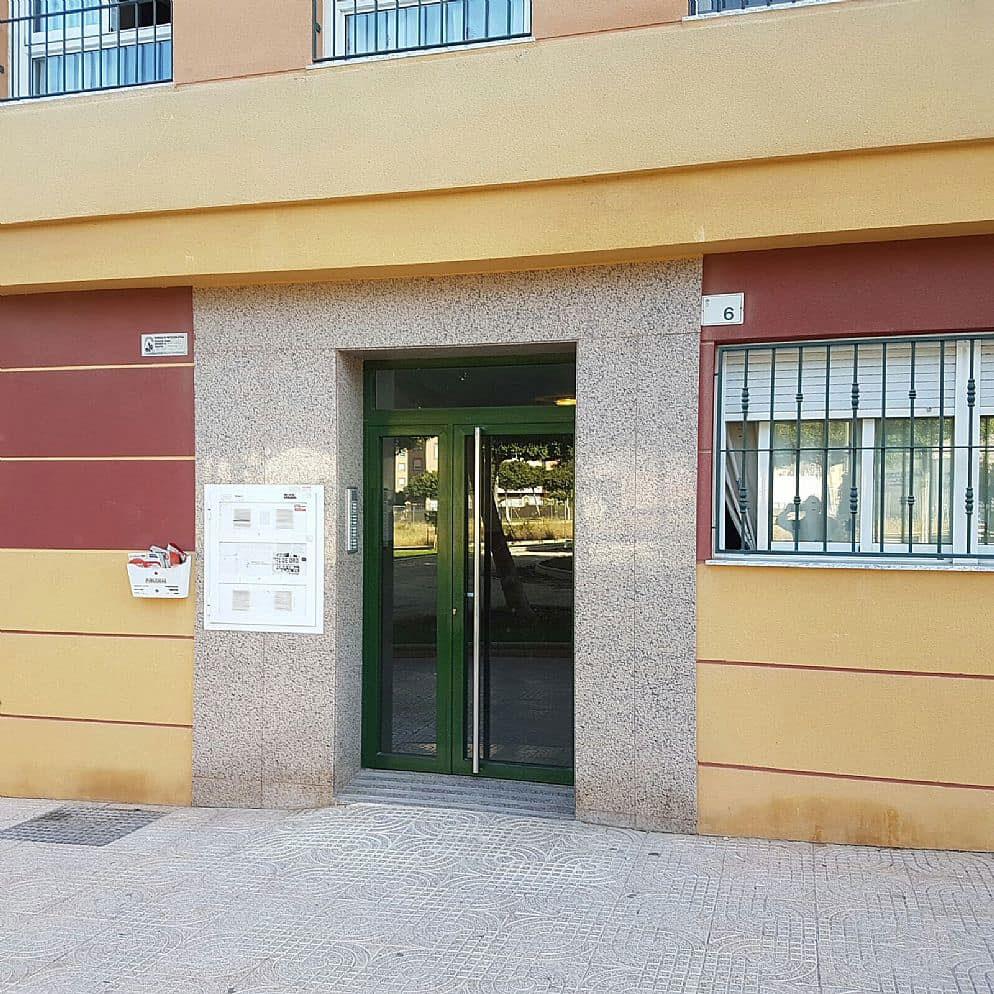 Piso en venta en La Puebla de Vícar, Vícar, Almería, Plaza Beninar, 67.119 €, 3 habitaciones, 1 baño, 85 m2