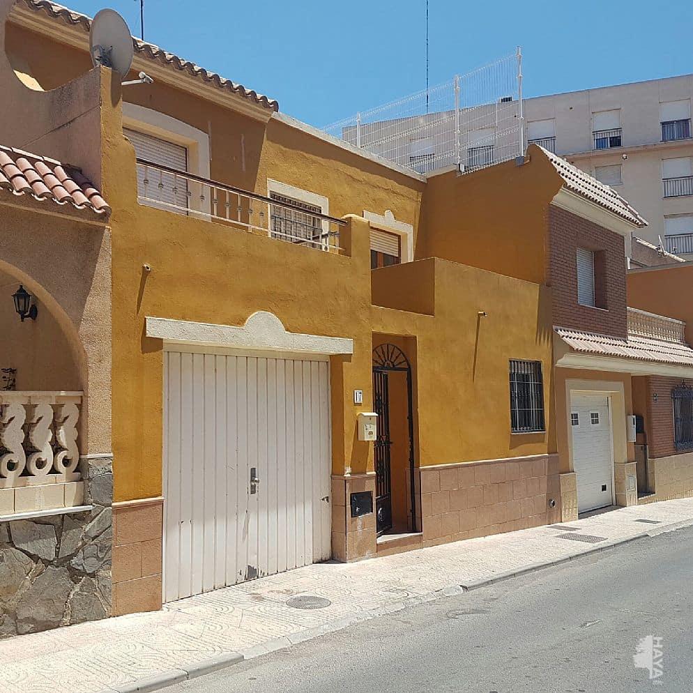 Piso en venta en Vícar, Almería, Calle Zurbarán, 86.111 €, 4 habitaciones, 1 baño, 115 m2