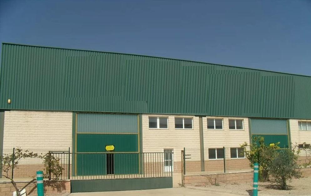 Industrial en venta en Chinchilla de Monte-aragón, Albacete, Calle Guadalajara, 499.000 €, 2920 m2