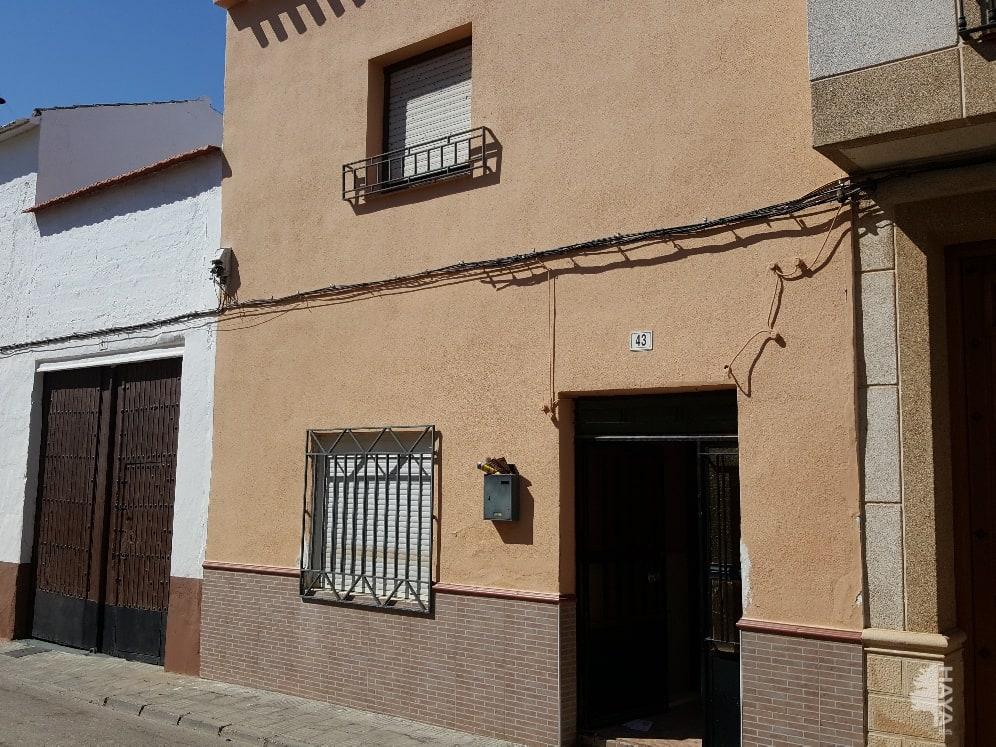 Casa en venta en Villarrobledo, Albacete, Calle Flor, 54.000 €, 3 habitaciones, 1 baño, 174 m2