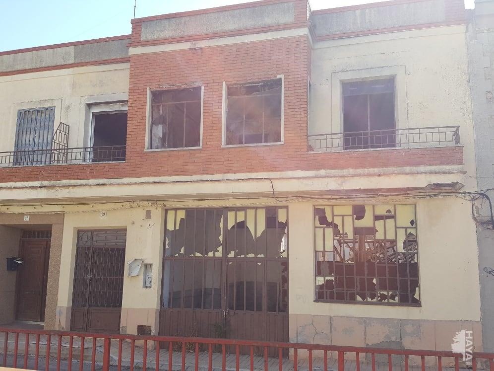 Piso en venta en Villarrobledo, Albacete, Calle Estacion, 48.405 €, 3 habitaciones, 1 baño, 130 m2